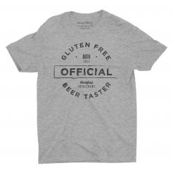 Official Gluten Free Beer Tester Graphic Tee