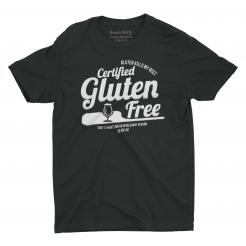 Certified Gluten Free Unisex Graphic Tee