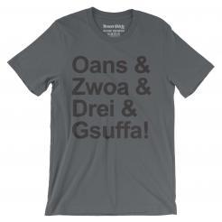 Bavarian Toast Oktoberfest T-shirt