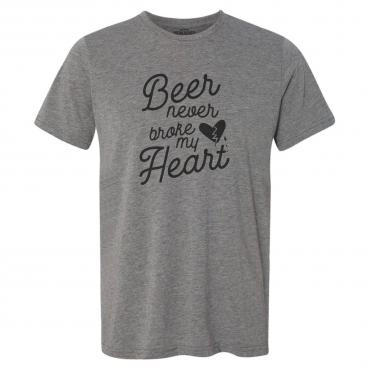 Luke Combs t-shirt Beer Never Broke My Heart official luke combs concert tee