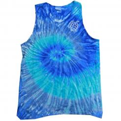 Beer and Body Logo Spring 2020 Tie Dyed Unisex Tank