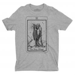 Hops Hermit Tarot Card Graphic Tee