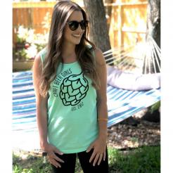 Craft Beer Girls Logo Unisex Tank