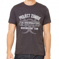 Zombie Apocalypse Brewmaster T-Shirt