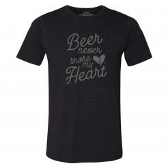 Luke Combs t-shirt Beer Never Broke My Heart official luke combs concert tee