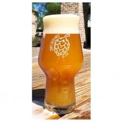 Craft Beer Girls Logo - Craft Master One Beer Glass