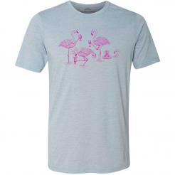 Flamingo Happy Hour Unisex Tee