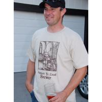 Support Ye Local Brewer T-Shirt