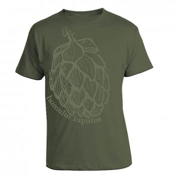 Humulus Lupulus Glow in the Dark Graphic Tee