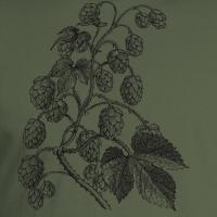 Hops Vine Graphic Tee