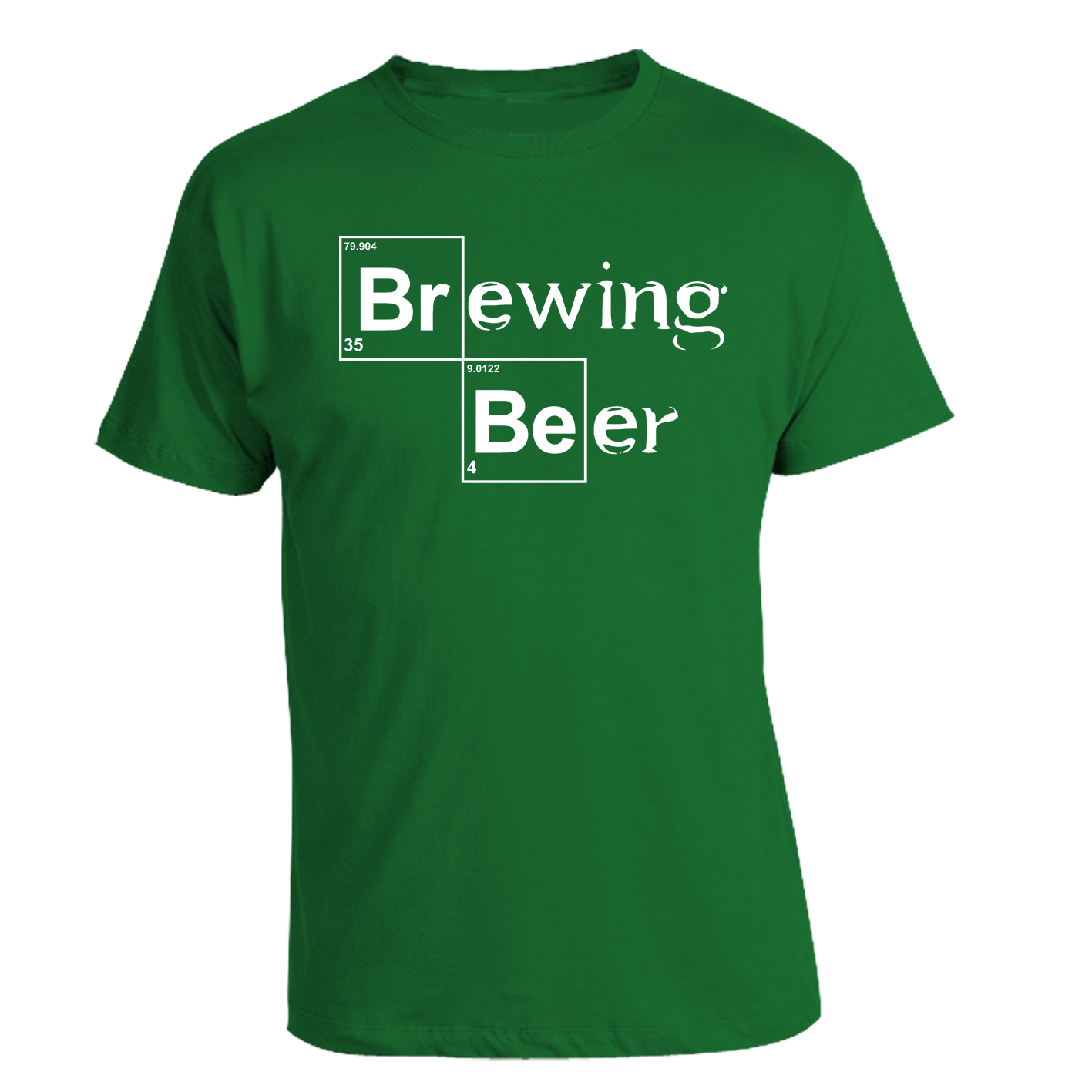 Brewing Beer Breaking Bad Heisenberg T-Shirt