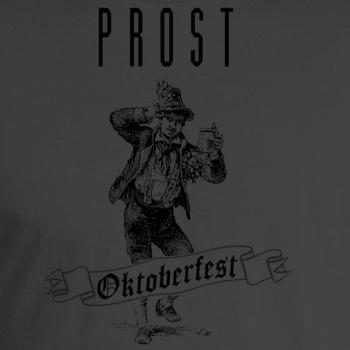 Oktoberfest Prost Graphic Tee