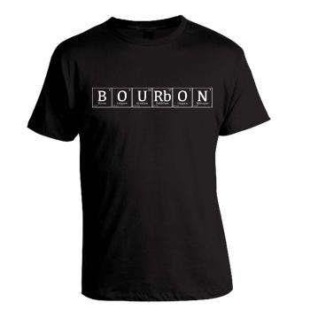 Bourbon Periodic Table T-Shirt