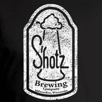 Shotz Brewing Company Graphic T-Shirt