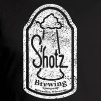 Shotz Brewing Company Graphic T-Shirt
