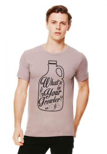 What's In Your Growler? Graphic Tee