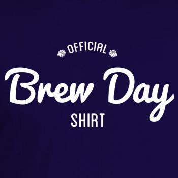 Official Brew Day Shirt