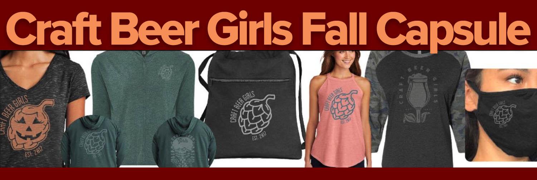 Craft Beer Girls Fall Capsule